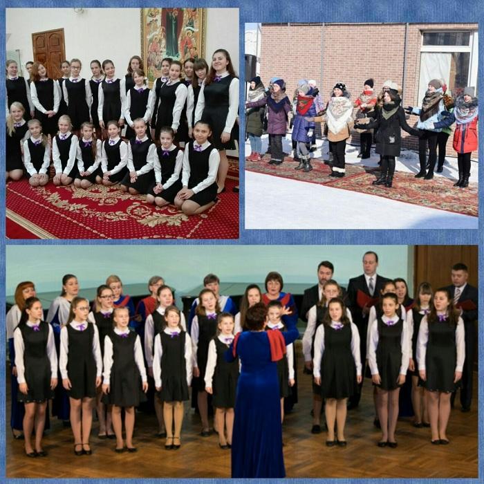 Фестивали духовно-просветительского центра Норильской епархии
